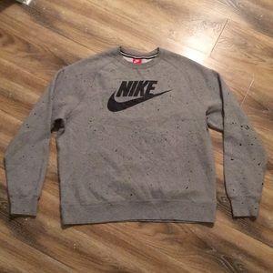 Nike Speckle Sweatshirt